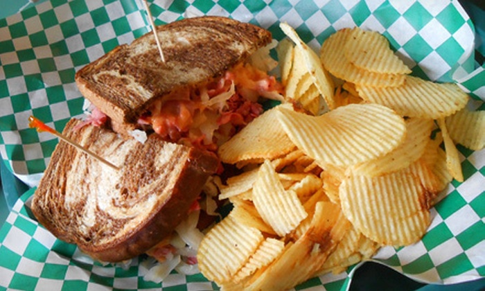 The Cafe 51 - Hagerstown: Sandwiches and Drinks for Two or Four at The Cafe 51 (Up to 52% Off)