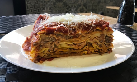 Menú italiano para 2 o 4 con entrante, principal, postre y bebida desde 22,95 € en Casa Don Giovanni
