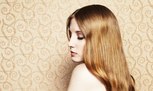Stacy at Salon Cameo: Haircut with Optional Highlights or Keratin Treatment with Stacy at Salon Cameo (Up to 60% Off)