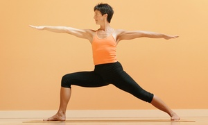 True Living Yoga Healing Center: 10 or 20 Group Yoga Classes at True Living Yoga (Up to 71% Off)