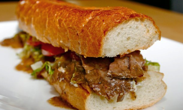 Cascio's Market Bistro - Cascio's Market Bistro: Sandwiches and Italian Food at Cascio's Market Bistro (Up to 50% Off). Three Options Available.