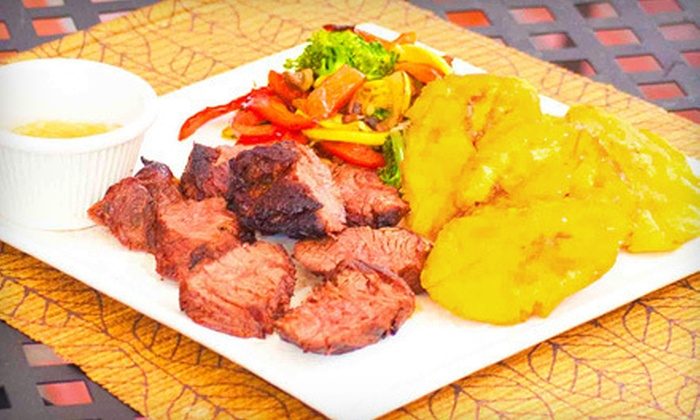 Terra Luna Cafe - North Common,South Lawrence: Three-Course Latin-American Dinner for Two or Four, or $10 for $20 Worth of Lunch Food at Terra Luna Cafe in Lawrence
