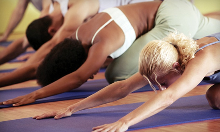 Allen Yoga Center - Allen: 10 or 20 Yoga Classes or Three Months of Unlimited Yoga Classes at Allen Yoga Center in Allen (Up to 76% Off)
