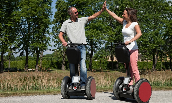 Segway Nation - Multiple Locations: Historic Segway Tour in Austin, San Antonio, or Dallas from Segway Nation (Up to 46% Off