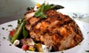 Coogie's Beach Cafe - Eastern Malibu: Contemporary American Cuisine at Coogie's Beach Cafe (52% Off). Two Options Available.