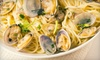 Ristorante Avanti - Walkerville: Five-Course Seafood Meal for Two or Four or $11 for $20 Worth of Italian Cuisine at Ristorante Avanti