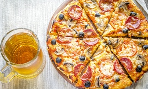 Brick House Pizza Bread & Bagel: 60% off at Brick House Pizza Bread & Bagel