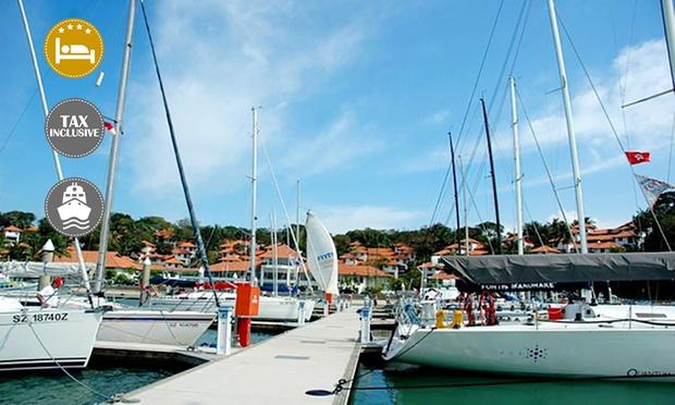 Batam: 4* Marina Stay in Cove 0