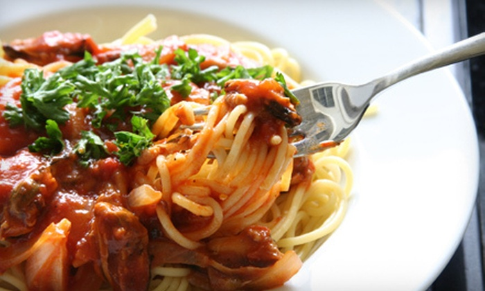 Candela's Pizzeria & Ristorante Italiano - Salisbury: Italian Fare at Candela's Pizzeria & Ristorante Italiano in Midlothian (Up to 55% Off). Two Options Available.