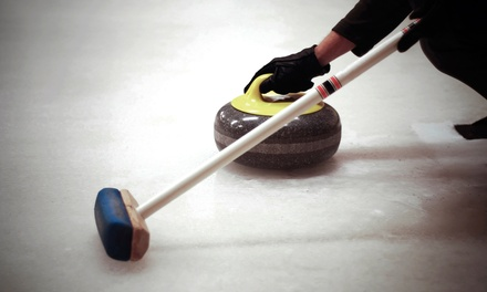 Learn To Curl Training Session for One, Two, or Four at the Charlotte Curling Association (Up to 55% Off)