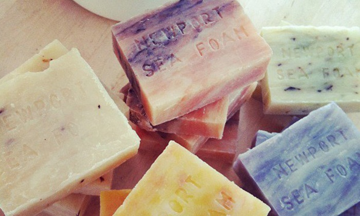 Newport Sea Foam Trading LLC: Six-Month,12-Month, or Scents of the Season Soap Subscription from Newport Sea Foam Trading LLC (Up to 51% Off)