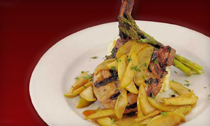 Degage Jazz Cafe - Dégagé Jazz Café : $20 for $40 Worth of French-Inspired Food and Drinks at Dégagé Jazz Café in Maumee