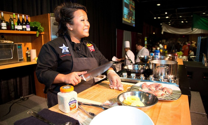 Philadelphia Festival of Food, Wine and Spirits - Valley Forge Casino Resort : Philadelphia Festival of Food, Wine and Spirits for Two (47% Off). Four Options Available.