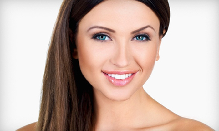 Shine At The Salon - Creston - Kenilworth: Brow, Lip, and Chin Waxing at Shine At The Salon (Up to 54% Off). Three Options Available.