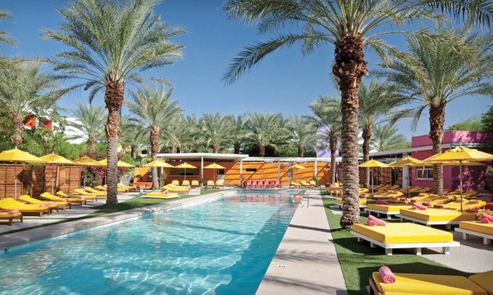The Saguaro Scottsdale - Scottsdale, AZ: One-Night Stay at The Saguaro Scottsdale in Arizona