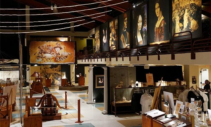 """""""DaVinci Machines"""" Exhibit - Bradenton Auditorium: $15.95 for Two to See the """"Da Vinci Machines"""" Exhibit at The Bradenton Auditorium (Up to $31.90 Value)"""