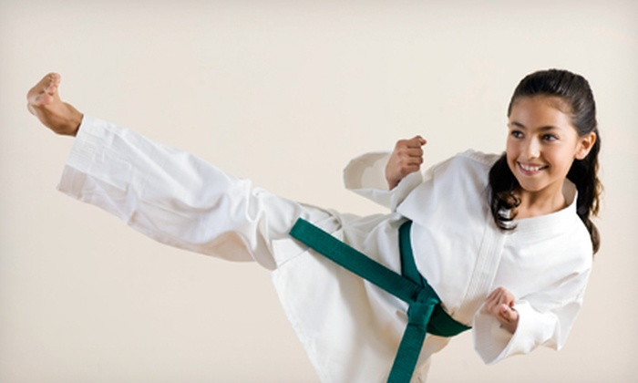 Pouncing Tigers - Multiple Locations: One or Three Months of Unlimited Kids' Martial-Arts Classes at Pouncing Tigers (76% Off)
