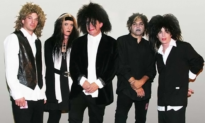 Holiday Hangover with The Cure Tribute - House of Blues San Diego: Holiday Hangover Featuring The Cured at House of Blues San Diego on Saturday, December 27 (Up to 50% Off)