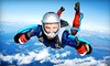 West Michigan Skydiving Academy - Multiple Locations: Solo Skydive with Ground School and Gear for Two or Three at West Michigan Skydiving Academy (Up to 56% Off)