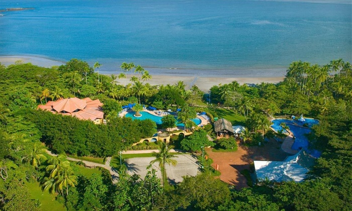 Punta Leona Hotel & Club - Western Costa Rica: Three-, Four-, or Five-Night Stay with Canopy Tour at Punta Leona Hotel & Club in Western Costa Rica