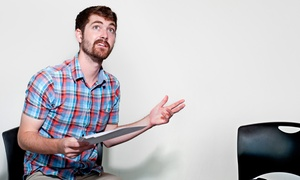 The Heller Approach: Four or Eight Group Acting Classes at The Heller Approach (Up to 66% Off)