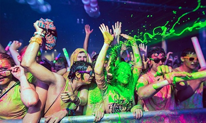 Operation Glow Paint Party - Lakeview: $29 forOperation Glow Paint Partyfeaturing C1iK at the Vic on Saturday, November 30 ($50 Value)