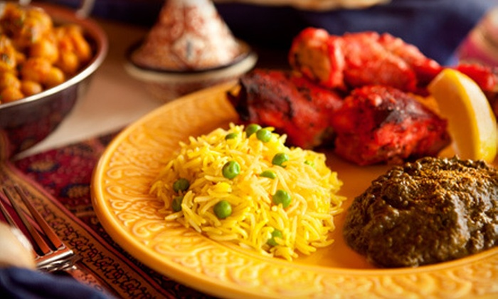 Citrus India Fusion - Dublin: $18 for an Indian Meal with Appetizer and Bread for Two at Citrus Indian Fusion in Dublin (Up to $36.94 Value)