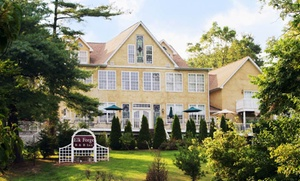 Elk Forge Bed & Breakfast: 1- or 2-Night Stay for Two in a Suite or Standard or Whirlpool Room at Elk Forge Bed & Breakfast in Elkton, MD