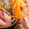 東京都/新橋≪旬の刺身3点盛り、若鶏ステーキ塩焼など厳選コース全8品+最大150分飲み放題≫