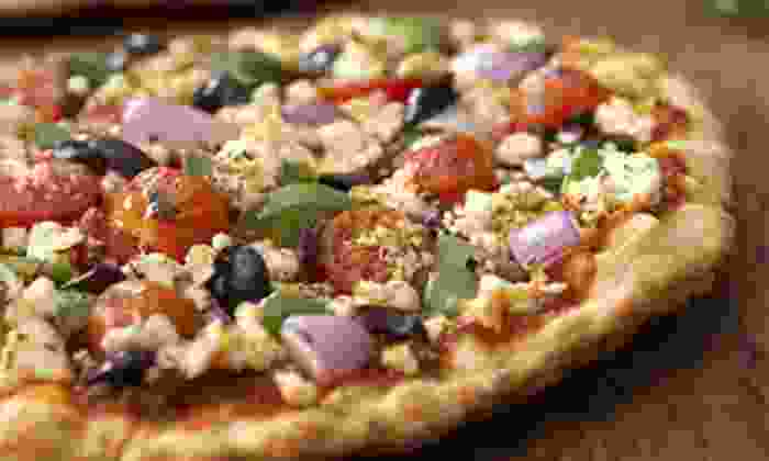 Pronto Pizzeria - Brookland: Italian Cuisine for Dinner for Two or Four at Pronto Pizzeria (Half Off)