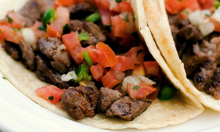Mexican Cuisine for Two or Four at Las Cazuelas (Up to 75% Off)