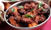 Viceroy of India Restaurant - Multiple Locations: Indian Cuisine and Drinks at Viceroy of India (60% Off). Two Options Available.