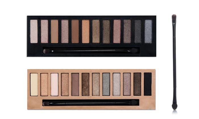 Buff Makeup Palette Groupon Goods
