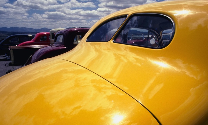 Scratch Kings - Hartford: $135 for $299 Worth of Auto Painting — Scratch Kings