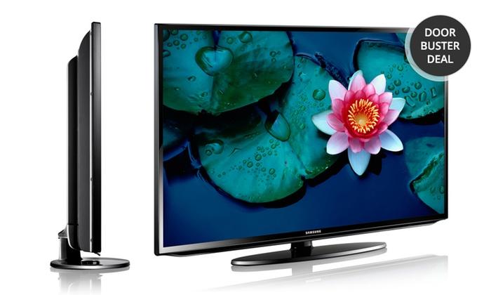 "Samsung 50"" Smart LED HDTV: Samsung 50"" 1080p 60Hz Smart LED HDTV (UN50EH5300). Free Returns."