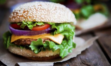 Menú para 2 o 4 personas con hamburguesa clásica o gourmet y bebida desde 15,95 € en The Burger Lobby Pozuelo