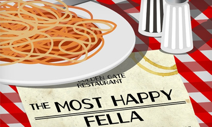 """The Most Happy Fella"" - Los Angeles: $17 for Two to See USC School of Dramatic Arts' ""The Most Happy Fella"" (Up to $34 Value). Seven Dates Available."