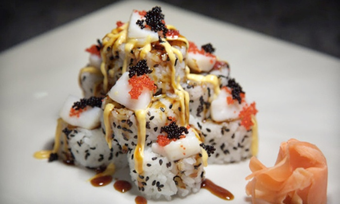 Vintage - Woonsocket: $50 for a Sushi-Making Class and Sake Tasting for Two at Vintage ($100 Value)