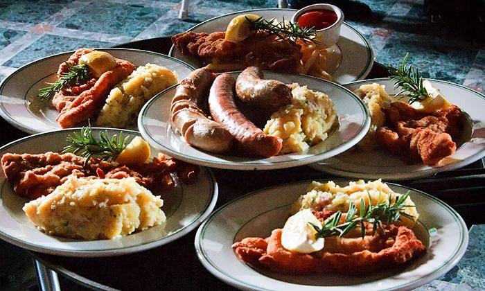 Teske's Germania Restaurant & Beer Garden - Downtown San Jose: German Cuisine for Lunch or Dinner at Teske's Germania Restaurant & Beer Garden (Up to 52% Off)