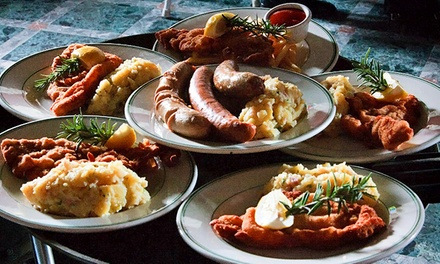 $12 for $25 Worth of German Cuisine for Lunch at Teske's Germania
