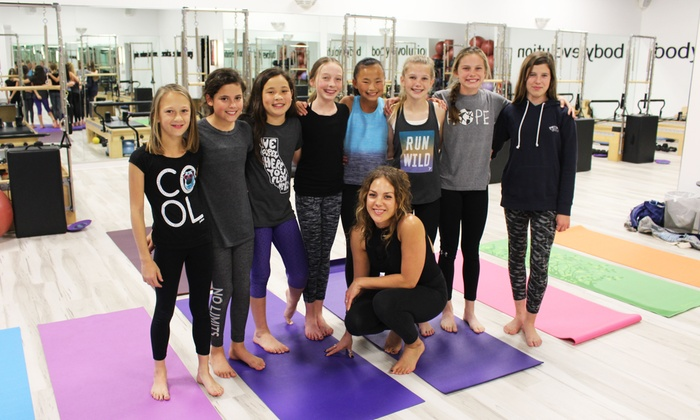 Body Evolution OC - Laguna Hills: Youth Yoga and Art Camp at Body Evolution OC (Up to 50% Off). Three Options Available.