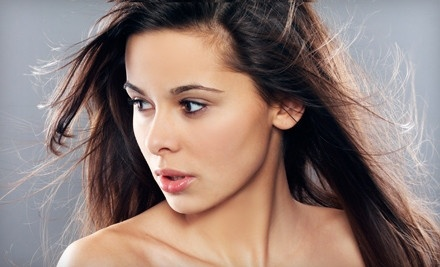 Gel Peels or Microdermabrasion Treatments at Hudson Aesthetics (Up to 64% Off). Six Options Available.