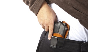 JL's Guns & Supplies: Concealed-Handgun-License Course for One, Two, or Four at JL's Guns & Supplies (Up to 65% Off)