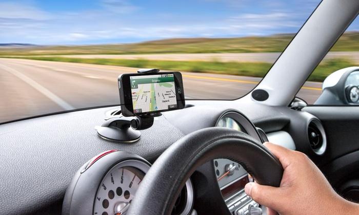iOttie Easy Flex 3 Smartphone Car Mount/Desk Stand: iOttie Easy Flex 3 Smartphone Car Mount/Desk Stand