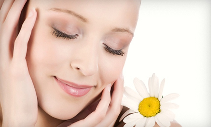 Newera Wellness Centers - Victoria: One or Three Facial-Rejuvenation Treatments at Newera Wellness Centers (Up to 65% Off)