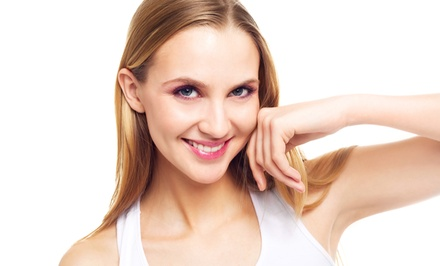 One Year of Laser Hair Removal on One or Three Areas at Infinity Spa Salon (Up to 94% Off)