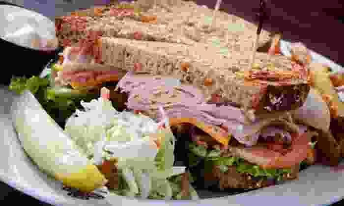 The Deli Downtown - Cortland: $10 for $20 Worth of Deli Cuisine at The Deli Downtown