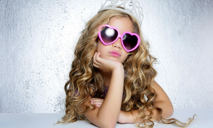 Sweet & Sassy - North Brunswick: Cut and Glitter Tattoo, Kid's Party, or Makeover at Sweet & Sassy - North Brunswick (Up to 43% Off)