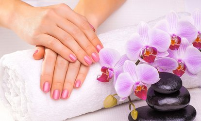 Gel Manicure, Pedicure or Both at The Secret Boutique Nottingham