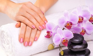 Urban Soul: Gel Manicure or Pedicure or Both at Urban Soul (Up to 66% Off)